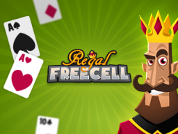 Regal Freecell - Kaart - Startgames.nl - Speel gratis de ...